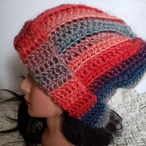 Hand Made Slouchy Hat